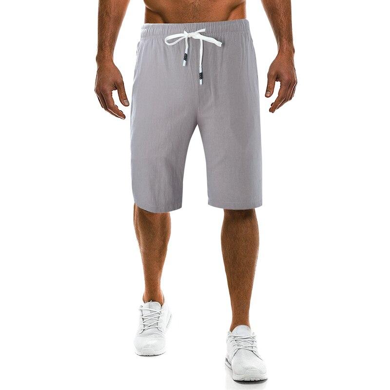 New Summer Beach Shorts Men  4