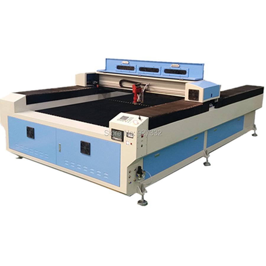 Factory laser cutting machine 1325 metal laser cutter 150W for stainless steel