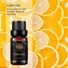 10ml Natural Pure Lemon Orange Tee Tree Eucalyptus Essential Oil For Aromatherapy Essential Oil Skin Care Plant Essentielle недорого