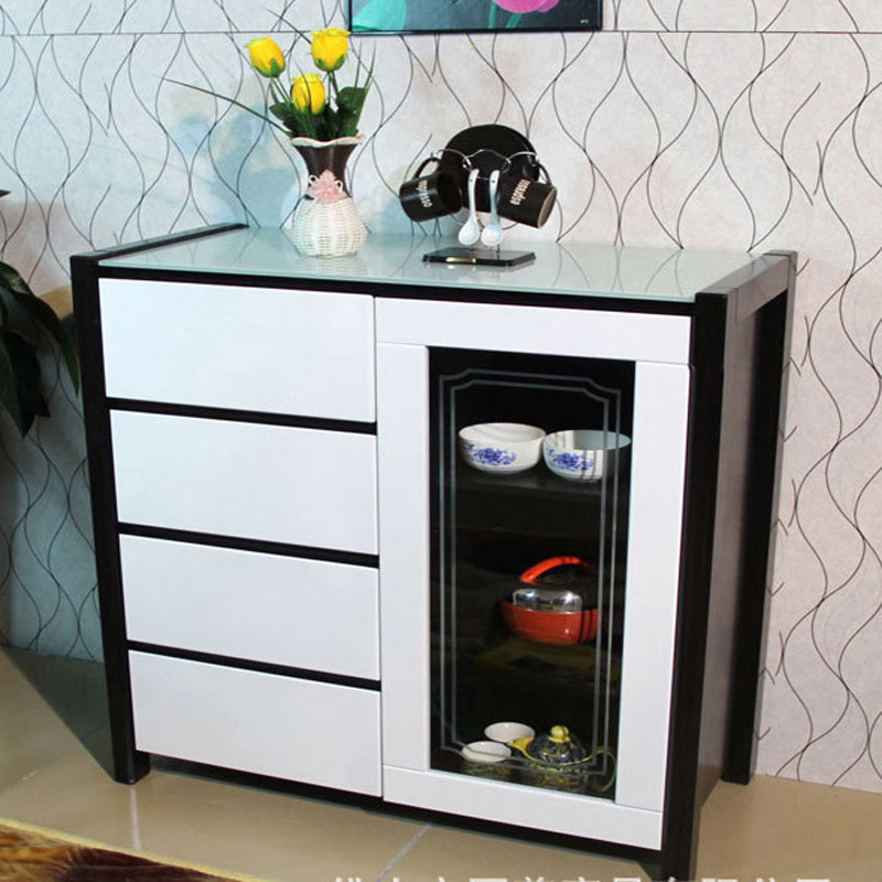 Restaurants Gl Sideboard Cabinet Storage Cabinets Minimalist Modern Living Room Tea In Sideboards From Furniture On Aliexpress Alibaba