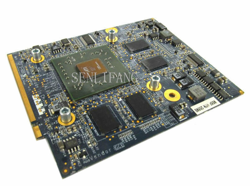 Free Shipping Original X1600 256MB LS-2821p Video Card For HP / Compaq 409979-001 ATI Radeon NX9420 NW9440 Graphic Card