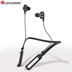 Langsdom LD4 <font><b>Sports</b></font> Wireless Earphone CSR 4.2 Bluetooth <font><b>Headphone</b></font> <font><b>with</b></font> <font><b>Mic</b></font> IPX5 Wireless Headset Stereo Earbuds for phone xiaomi