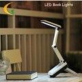 Power bank светодиодные аккумуляторные лампы складной студентов Глаз аккумуляторная спальня ночники настольная лампа диммер свет книги