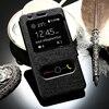 Luxury PU Leather Silk Grain Flip Case Cover For Huawei GR5 Honor 5X Honor Play 5X Mate 7 Mini Honor5X mate7 mini 5.5'' Holster