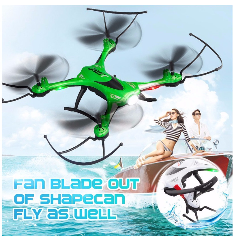 JJRC H31 Quadcopter Waterproof Drone Quadrocopter  RC Helicopter Dron Helicopter splashing jjrc h22 mini 3d rc quadcopter drone double side reverse direction aircraft