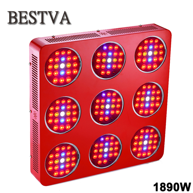 lighting for houseplants. BESTVA 1890W Led Grow Light Full Spectrum For Indoor Greenhouse Plants Lamps  Hydroponics Houseplants Bloom All Lighting