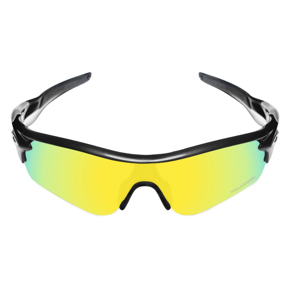 7ff8ea1eab1 Mryok+ POLARIZED Resist SeaWater Replacement Lenses for Oakley RadarLock  Path Sunglasses 24K Gold-in Accessories from Apparel Accessories on  Aliexpress.com ...