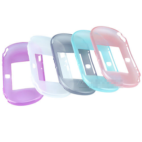 5pcs For Sony PS Vita for PSV 2000 Silicone TPU Skin Protector Cover Case Shell