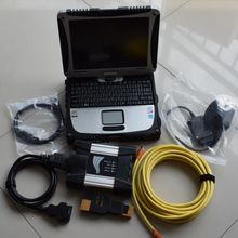Diagnostic Tool For BMW ICOM Next A B C with icom a2 software win7 expert 2017.09v hdd in laptop CF-19 4G ready to use