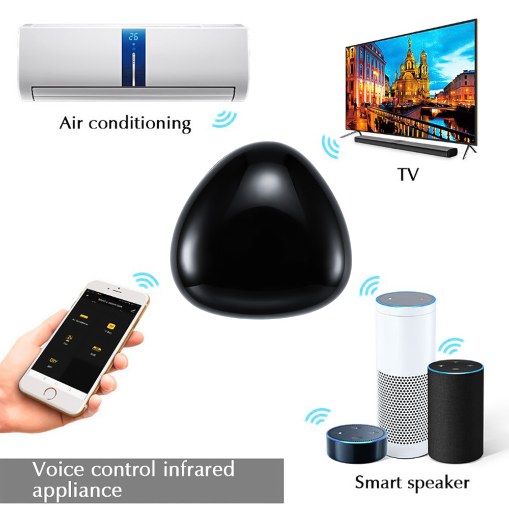 WIFI Universal IR Hub Wi-Fi Enabled Infrared Remote Controller For Smart Life APP