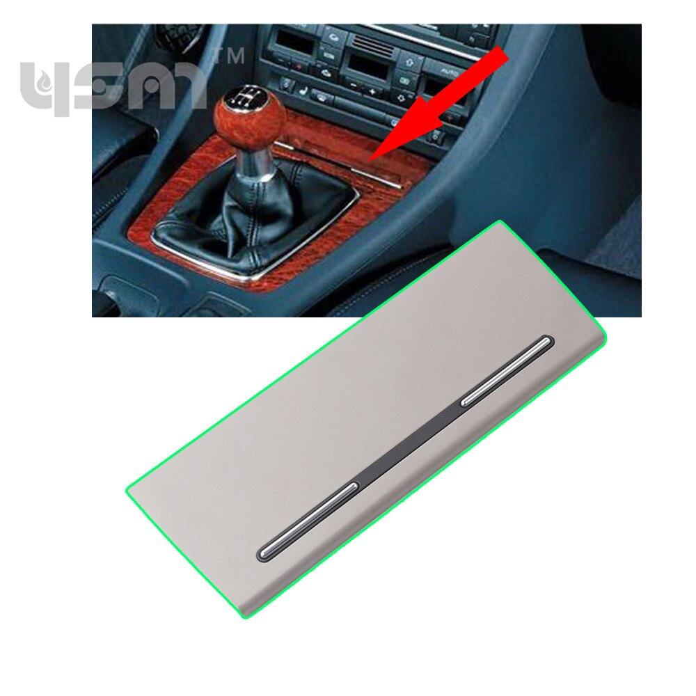 New Gray Ashtray Cover for AUDI A4 S4 A4 Quattro 04 09 8E0857967E 8E0 857 967