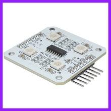 White RGB 5V 4xsmd 5050 LED Optical Module For Arduino