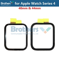 Front Glass for Apple Watch Series 4 Touch Screen Glass for Apple Watch 4 Touch Panel 40mm 44mm Front Outer Glass Lens Watch 4