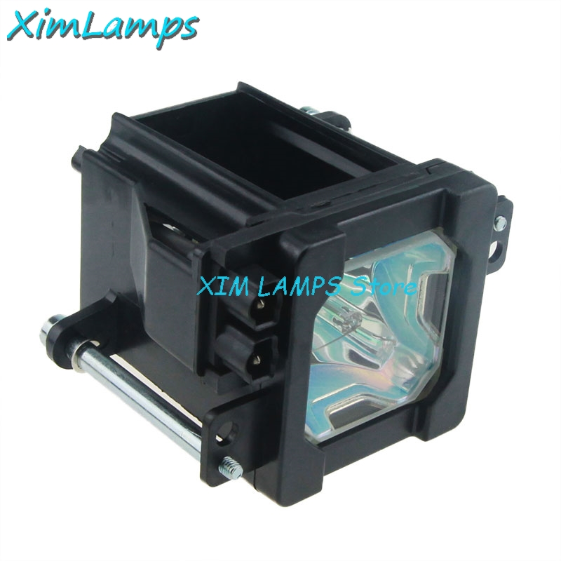 XIM LAMPS New Arrival TS-CL110UAA Projector Lamp with housing Replacement For JVC TS-CL110E, TS-CL110UAA, HD-70ZR7U xim lamps replacement projector lamp cs 5jj1b 1b1 with housing for benq mp610 mp610 b5a