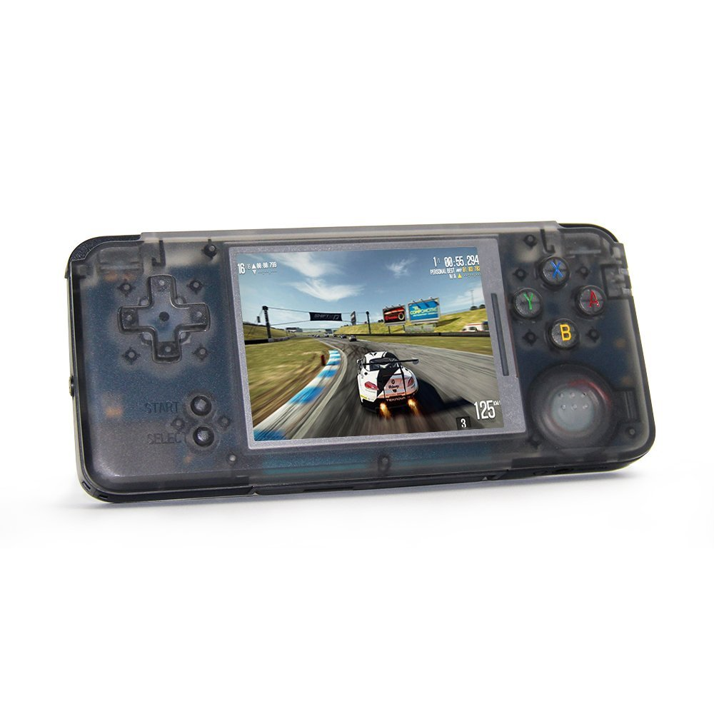 10PCS coolbaby RS-97 RETRO Handheld Game Console Portable Mini Video Gaming Player retro ...