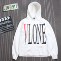 High Quality VLONE men woman Hoodies Sweatshirts hip-hop skateboard off 100% cotton Hoodies tops harajuku vlone Hoodies  homme