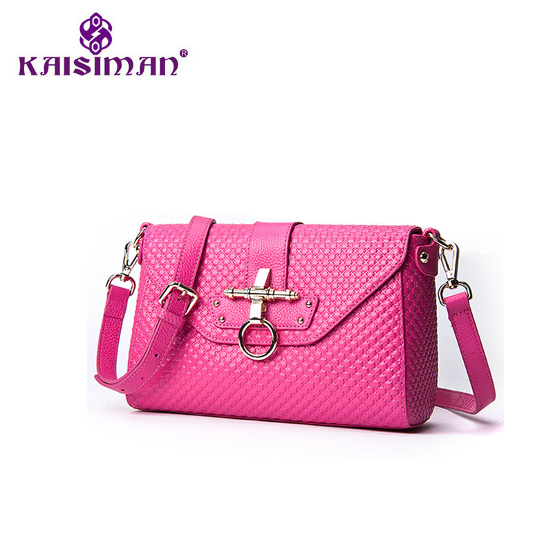 Famous Designers Brand The European and American Wind New Leather Ladies' Bags Worn One Shoulder Bag Lady Handbags Small Package