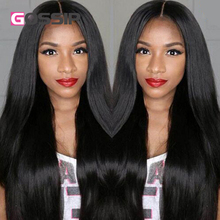 Full Lace Human Hair Wigs With Baby Hair Lace Front Wigs Malaysian Virgin Hair Straight Human Hair Lace Front Wigs Black Women