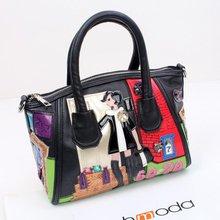 Gleichen designer Florenz Italien frauen handtasche mode handtaschen umhängetasche persönlichkeit elegante taschen braccialini
