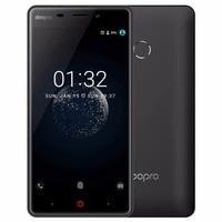 Doopro P1 Pro 4200mAh Battery Fingerprint 5MP MSM8909 Quad Core Android 6 0 Mobile Phone 2GB