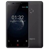 Doopro P1 Pro 4200 mAh Batterij Vingerafdruk 5MP MSM8909 Quad Core Android 6.0 Mobiele Telefoon 2 GB RAM 16 GB ROM Unlock 4G Smartphone