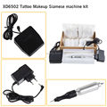 Pro más reciente tatuaje y maquillaje permanente de cejas Kit máquina permanente lápiz labial Motor Machine Make up Kit