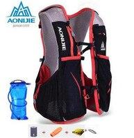 AONIJIE 5L Outdoor Sport Running Hydration Backpack Unisex Lightweight Running Hydration Vest Hiking Bag 1 5L