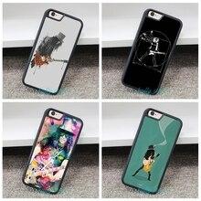 Slash гитары мода телефон Обложка Case для iphone 4 4S 5 5S 5C SE 6 6 s 6 плюс 6 s плюс 7 7pus # ZA406