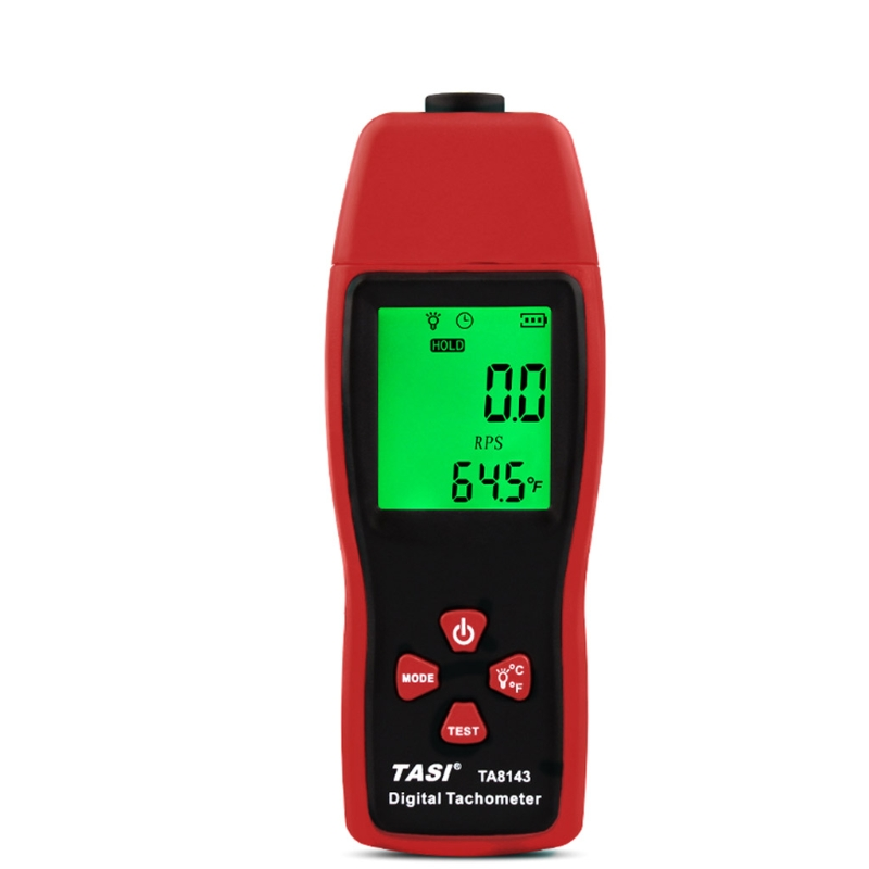 TA8143 Digital Tachometer Laser RPM Gauge 2.5~99999RPM Non-Contact Speedometer #Aug.26 ut372 non contact laser tachometer