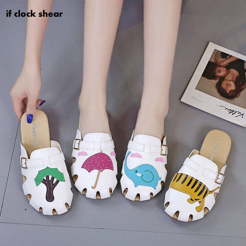 IF Women Hospital Surgical Medical Slippers Doctor Nurse Dentist Waiter Workwear Cleaning Shoes Lab SPA Beauty Salon Work Shoes