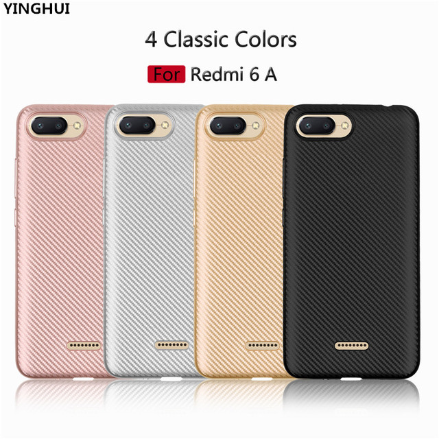 release date: a53cc 86c8a For xiaomi Redmi 6A Phone case cover For Redmi 6A protection shell ...