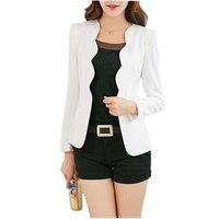 TFGS Autumn Casual Jackets Women Slim Short Design Suit Jackets Office Women Coat