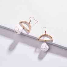 Joolim Natural Freshwater Pearl Drop Earring Dangle