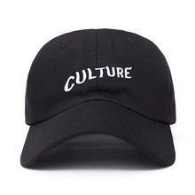 2017 new Migos Culture Hat – Black Dad Cap Hip hop Rap Album Bad And Boujee men women baseball cap fashion Hip hop
