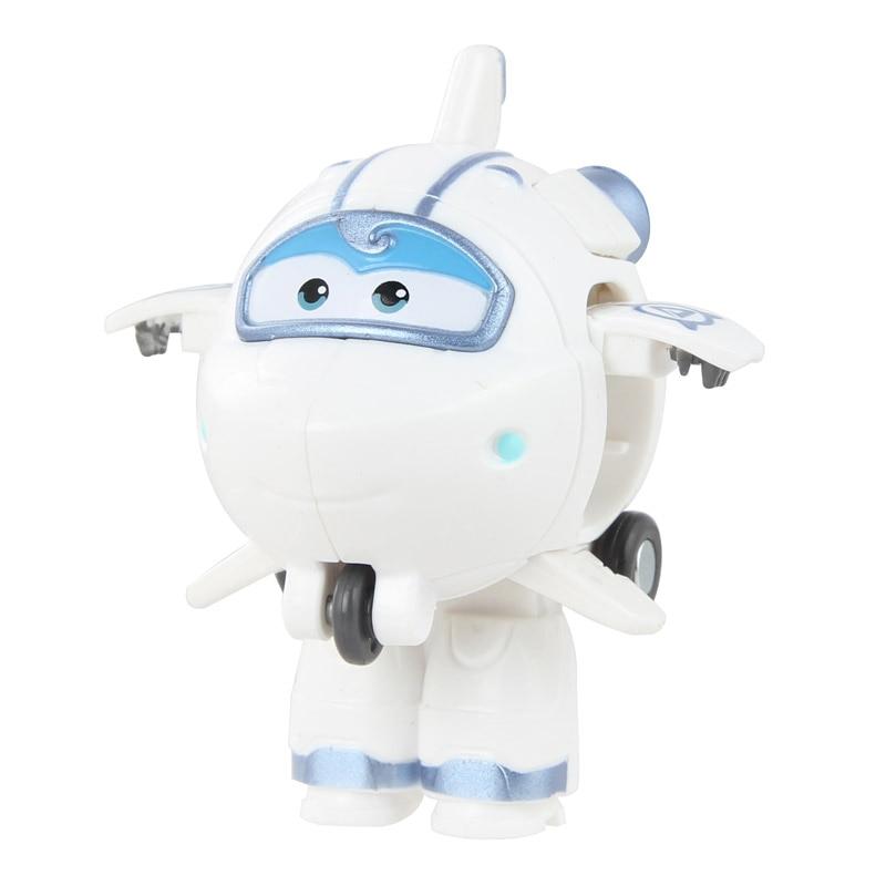 12 стилей, мини Супер Крылья, деформация, мини реактивный ABS робот, игрушка, фигурки, Супер крыло, трансформация, игрушки для детей, подарок - Цвет: No box Astra