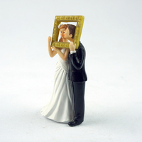 Factory Directly Selling With Lower Price Picture Perfect Couple Figurine Wedding Favors Cake Topper Accessories FREE