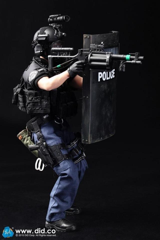 где купить 1/6 scale Military figure doll LOS ANGELES POLICE DEPARTMENT SPECIAL WEAPONS AND TACTICS Denver 12