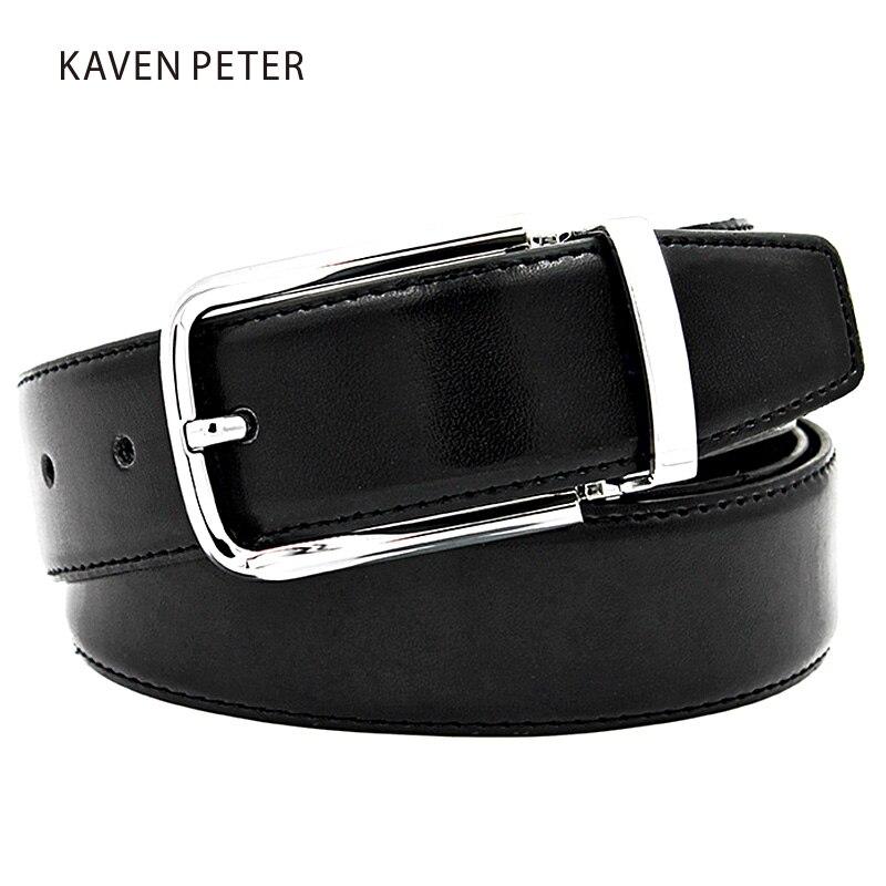Famosa marca hombres cinturones de lujo Pasadores hebilla Cuero auténtico  hecho a mano cinturón hebillas para los hombres cinturón cinto masculino  cuatro ... 806ea5b2ea91