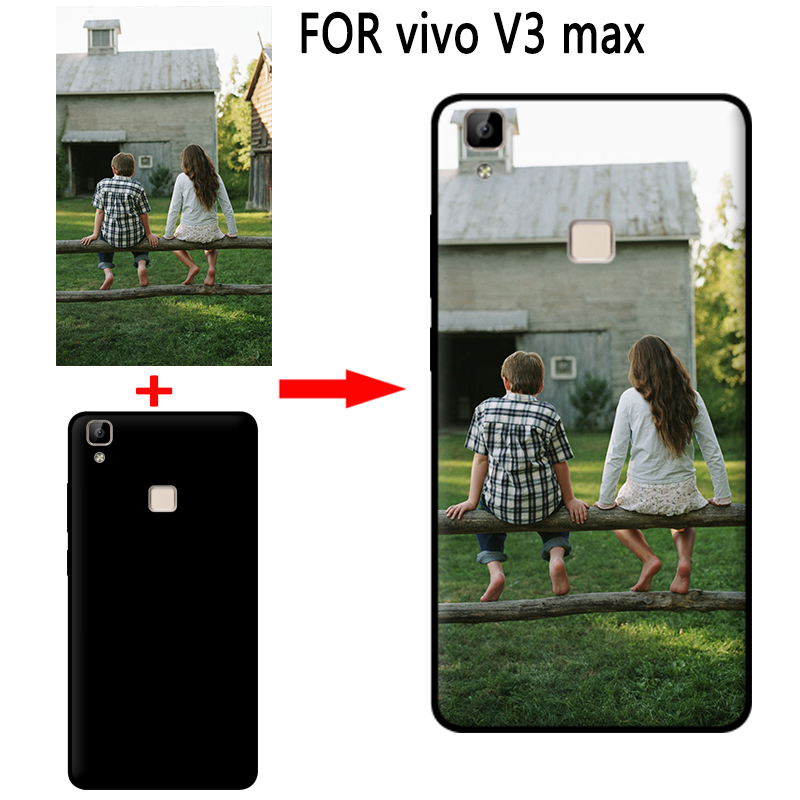 mosirui Personalized Customized DIY <font><b>Case</b></font> FOR BBK <font><b>vivo</b></font> <font><b>V3max</b></font> HD UV Printing Cover Soft TPU Silicone FOR BBK <font><b>vivo</b></font> <font><b>V3max</b></font> Back <font><b>Case</b></font> image