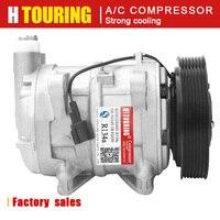 DKS17CH AC A/C компрессор для Nissan PATROL Y61 TERRANO R50 2,7 MISTRAL II R20 3,0 Navara D22 92600VB800 92600VK110 506011 9141