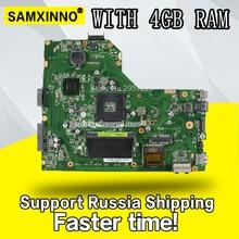 K54C Motherboard REV 2 1 4GB RAM For ASUS K54C X54C Laptop motherboard K54C Mainboard X54C