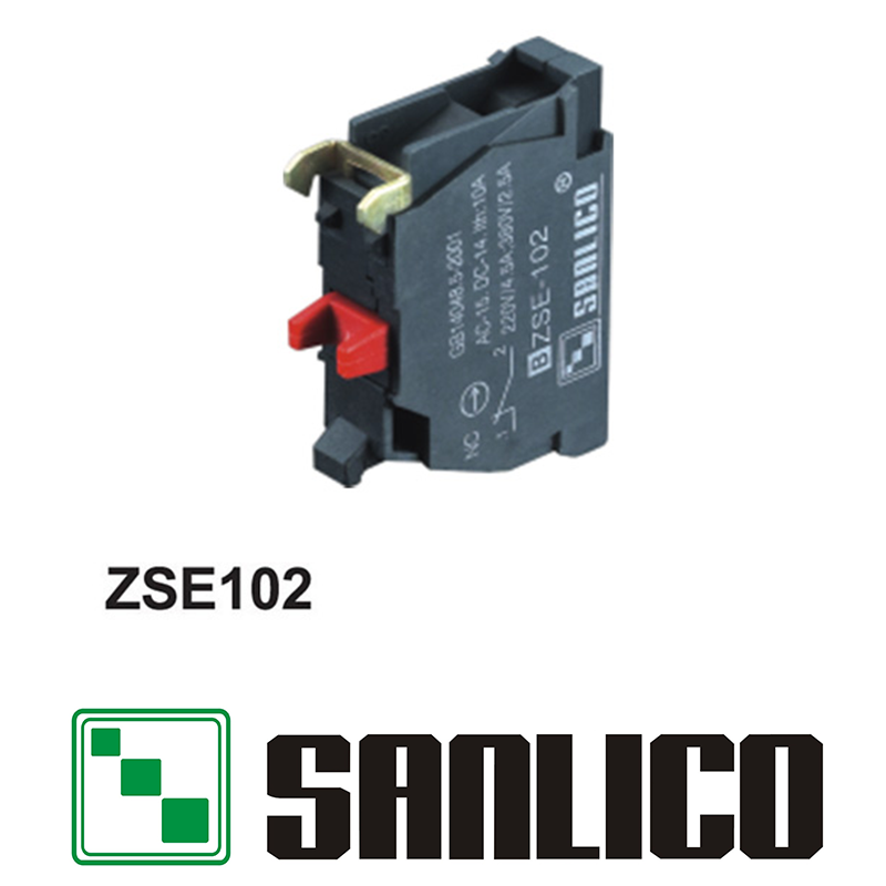 SB5 XB5 series contact ZSE101 NO GREEN ZSE102 NC RED
