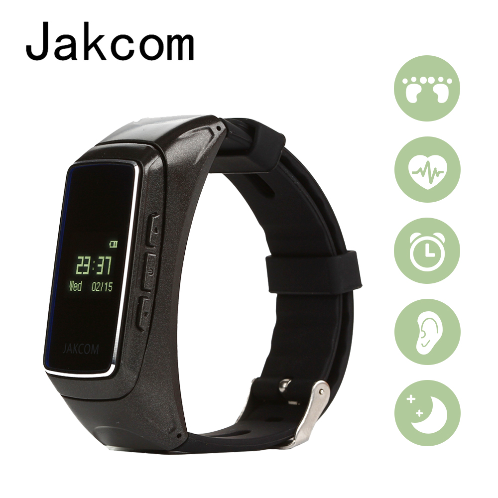 Jakcom B3 Smart Watch New Product of Smartwatches Bluetooth Earphone Headphone Watches Heart Rate Monitor for Android Smartband