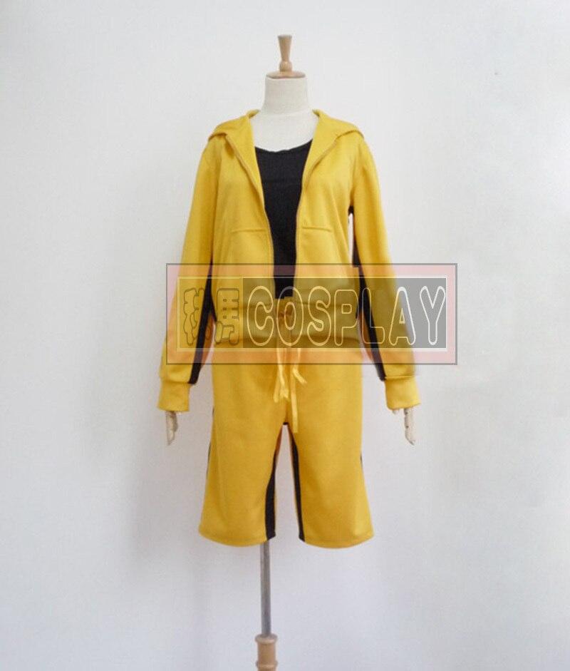 Free Shipping Bakemonogatari Monstory Araragi Karen Cosplay Costume Any Size