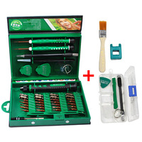 The Screwdriver Set 38 In 1 Alloy Steel S2 Multi Function Screwdriver High Quality Magnetic Screwdriver