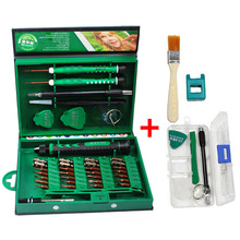 LAOA 38 in 1 Screwdriver Set Precision Repair Tools Kit S2 Alloy Steel Material Tool for Cell Phone iPhone for Notebook
