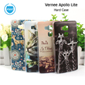 Vernee Apollo Lite Plastic Case PC Hard Case Back Shell Colorful Image Painted Protective Skin Case For Vernee Apollo Lite