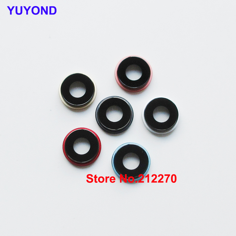 YUYOND Sapphire Back Rear Camera Glass Lens With Frame For iPhone XR Original New Replacement Parts 60pcs Wholesale-in Fitted Cases from Cellphones & Telecommunications    1