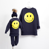 [Baby & Mom Suit] Winter family matching clothes family look mother and daughter clothes father son outfits family clothing