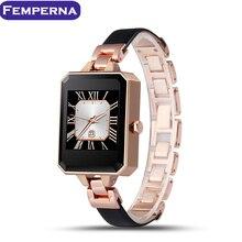 ¡ Nuevo! lem2 mujeres smart watch reloj de sincronización de aplus notificador bluetooth smartwatch para apple iphone 6 6 s ios android xiaomi teléfono